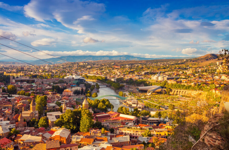 Tbilisi in 72 hours