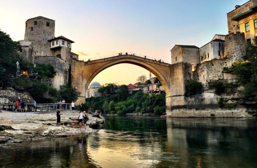 Travel to Bosnia-Herzegovina in 2021