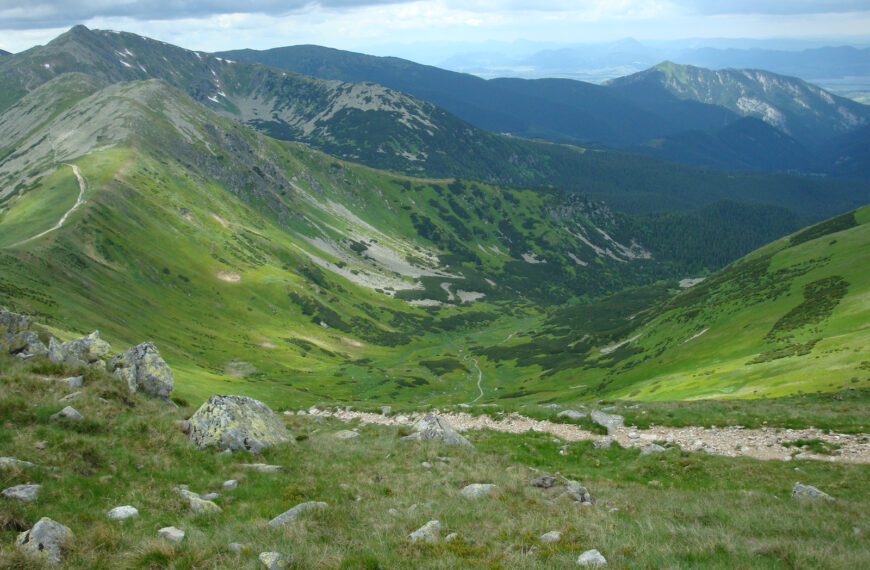 Easy Hikes in the High Tatras