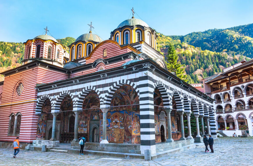 Travel to Bulgaria in 2021