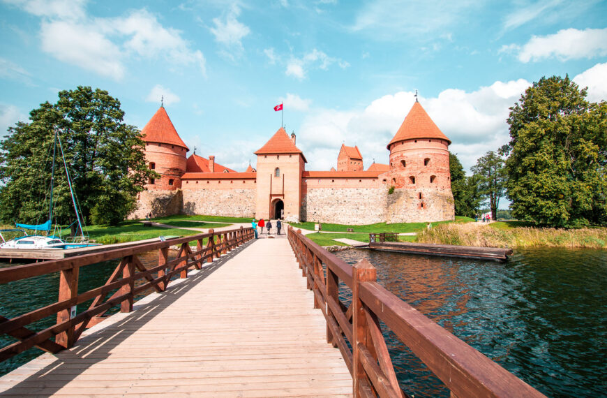 Travel to Lithuania in 2021