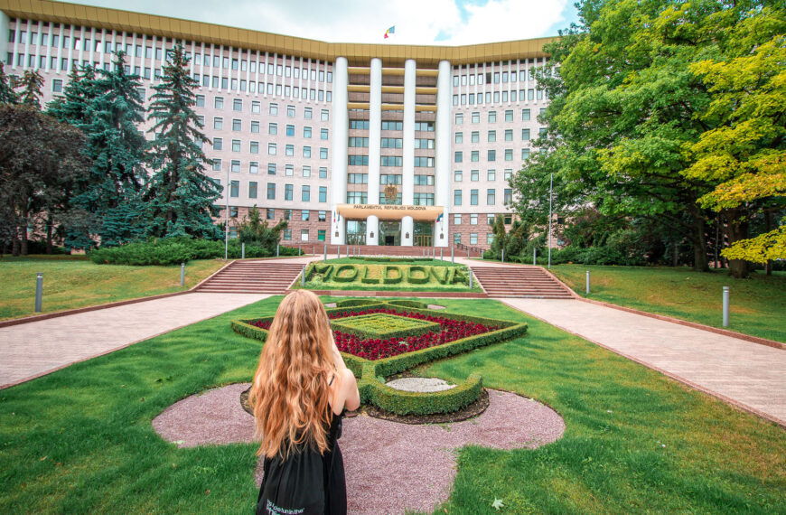 Travel to Moldova in 2021