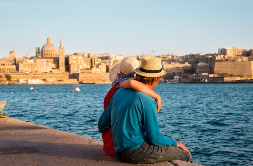 Travel to Malta in 2021