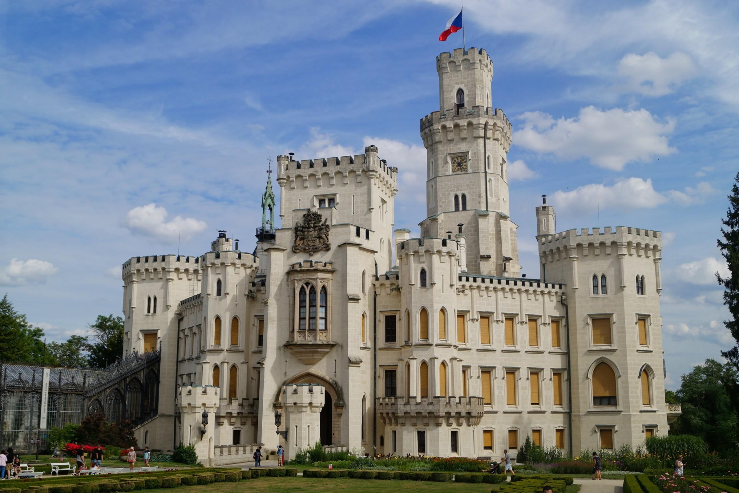 Six Stunning Czech Castles To Visit