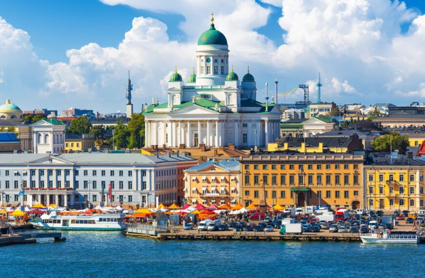 Travel to Finland in 2021