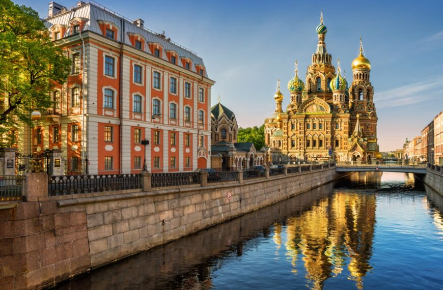 Travel to Russia in 2021