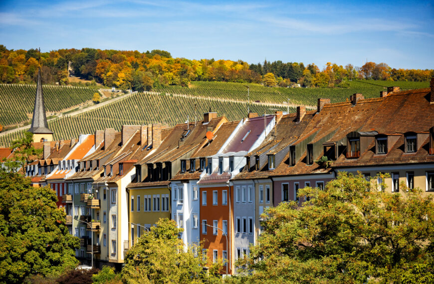 Fairy-tale Small Cities in South East Germany